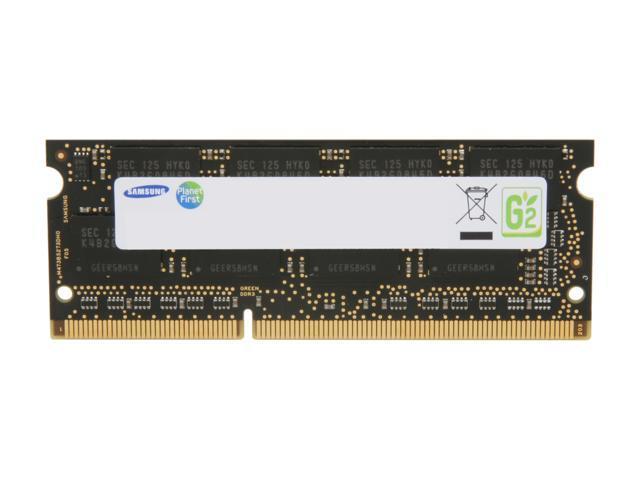 SAMSUNG 4GB 204-Pin DDR3 SO-DIMM DDR3L 1600 (PC3L 12800) Laptop Memory Model MV-3T4G3/US