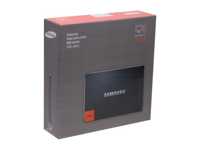 SAMSUNG 830 Series MZ-7PC064D/AM 2.5