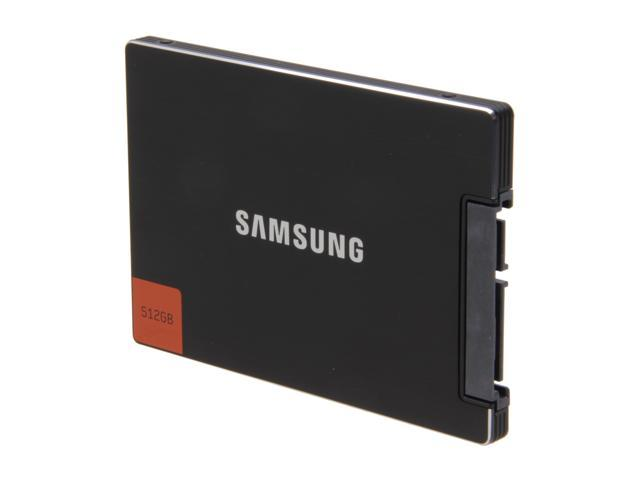 "SAMSUNG 830 Series 2.5"" 512GB SATA III MLC Internal Solid State Drive (SSD) MZ-7PC512D/AM"