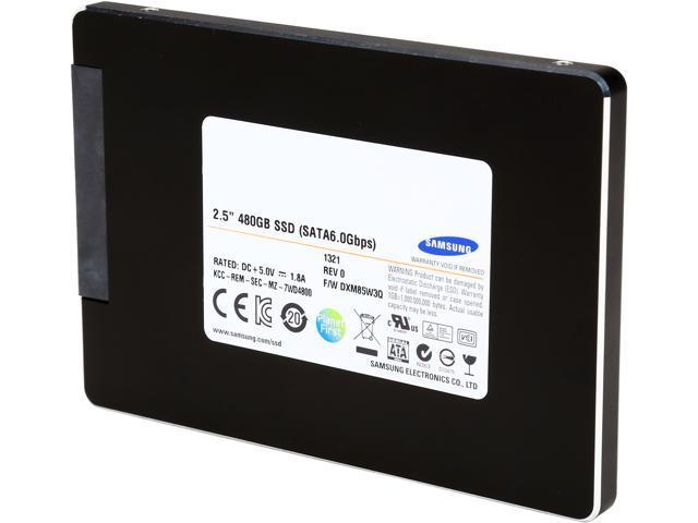 SAMSUNG SM843T Data Center Series MZ7WD480HAGM-00003 2.5