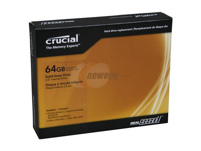 Crucial RealSSD C300 2.5