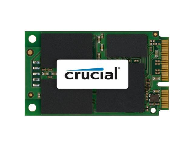 Manufacturer Recertified Crucial M4 256GB Mini-SATA (mSATA) MLC Internal Solid State Drive (SSD) CT256M4SSD3