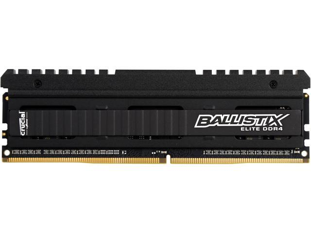 Ballistix Elite 4GB Single DDR4 3000 MT/s (PC4-24000) DIMM 288-Pin Memory - BLE4G4D30AEEA