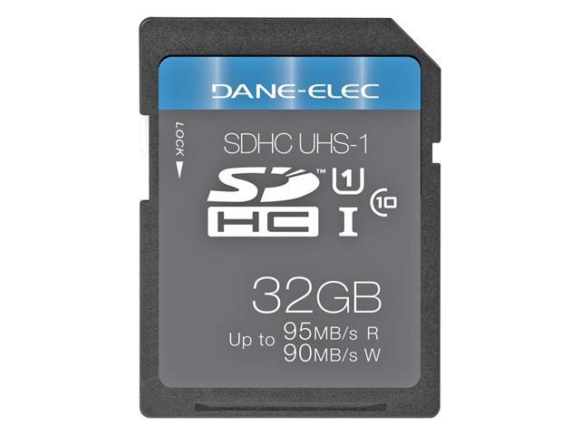 Dane-Elec 32 GB Secure Digital High Capacity (SDHC) - 1 Card