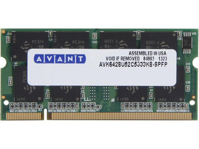 AllComponents 1GB 200-Pin DDR SO-DIMM DDR 333 (PC 2700) Laptop Memory Model ACSO333X64/1024