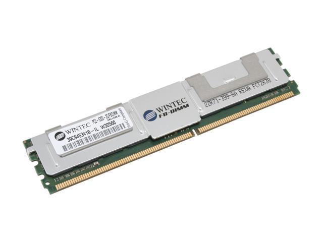 Wintec 2GB ECC Fully Buffered DDR2 667 (PC2 5300) Server Memory Model 39C945341B-IL