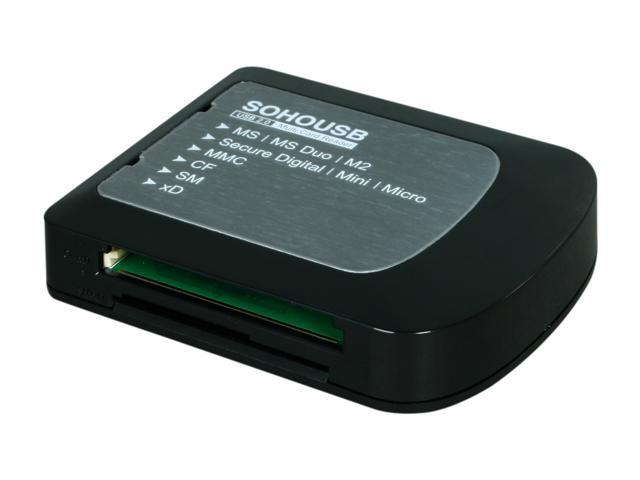 Koutech IO-RC523 All-in-one USB 2.0 Card Reader