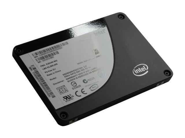 Intel X25-E SSDSA2SH032G1 2.5