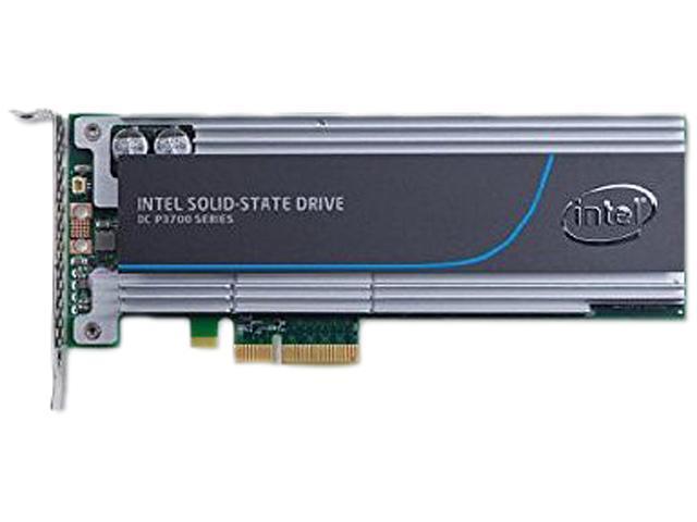 Intel Fultondale 10 DC P3700 AIC 1.6TB PCI-Express 3.0 MLC Solid State Drive