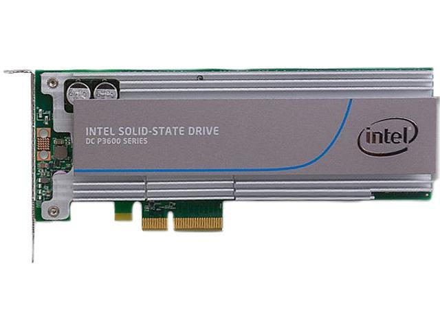 Intel Fultondale 3 DC P3600 AIC 800GB PCI-Express 3.0 MLC Solid State Drive