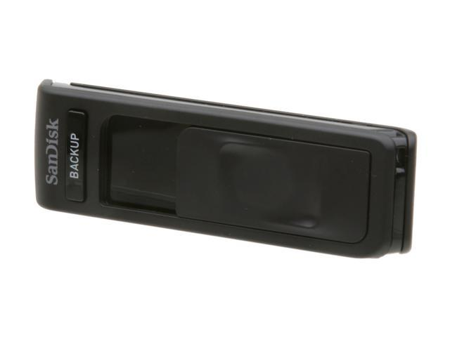 SanDisk Ultra Backup 16GB Flash Drive (USB2.0 Portable) AES Encryption Model SDCZ40-016G-A46