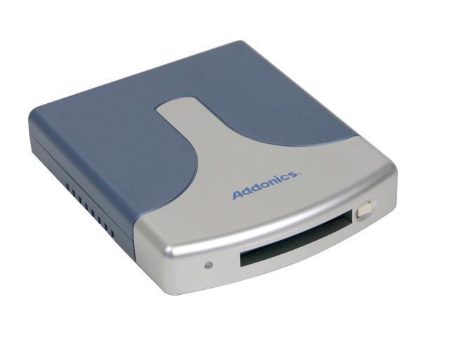 Addonics AEPUDDU9 PCMCIA Card Reader