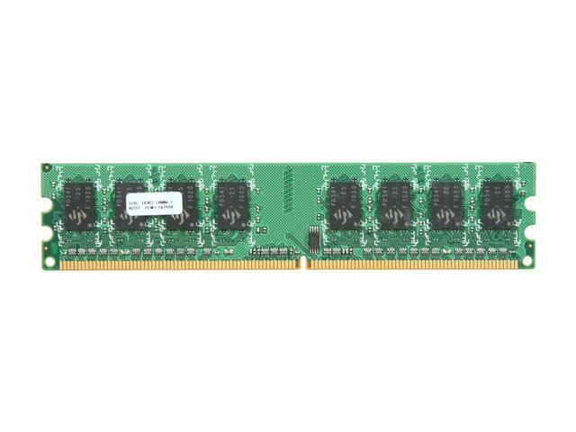 PNY 1GB 240-Pin DDR2 SDRAM DDR2 667 (PC2 5300) Desktop Memory Model MD1024SD2-667-V2