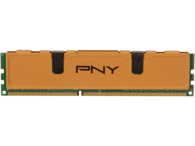 PNY 4GB 240-Pin DDR3 SDRAM DDR3 1333 (PC3 10666) Desktop Memory Model MD4096SD3-1333-V2