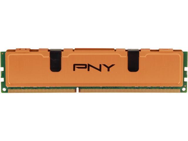 PNY Optima 8GB 240-Pin DDR3 SDRAM DDR3 1333 (PC3 10666) Desktop Memory Model MD8192SD3-1333