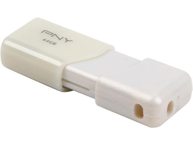 PNY 64GB USB 3.0 Flash Drive Model P-FD64GTBOPW-GE