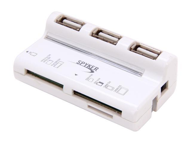 SYBA Multimedia Connectland USB 2.0 FlashCard Reader/Writer