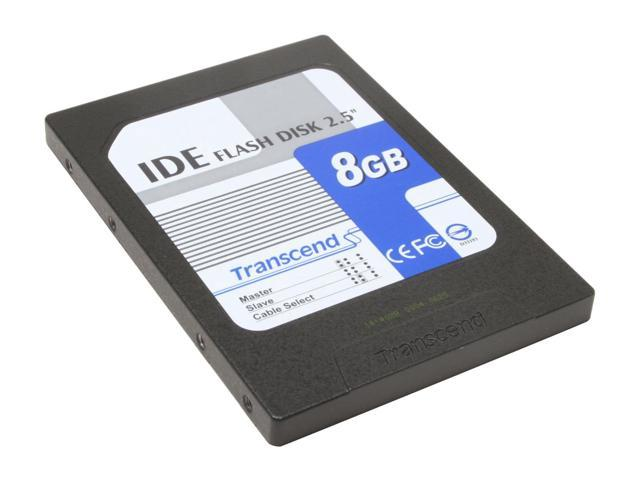 Transcend 8GB Industrial Solid State Disk TS8GIFD25