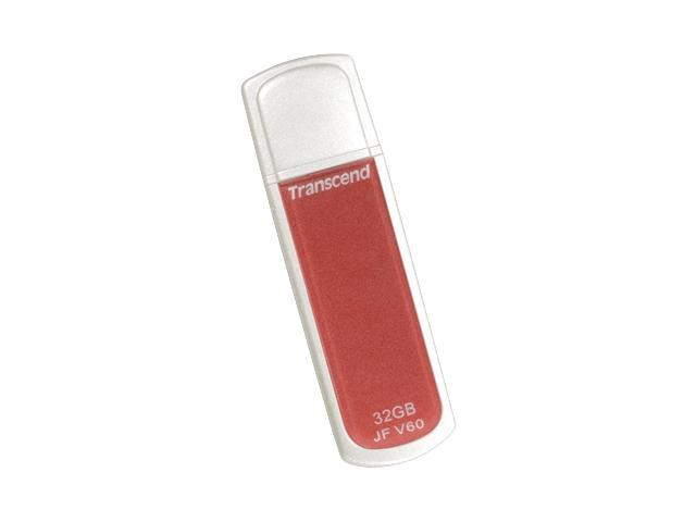 Transcend JetFlash 32GB Flash Drive (USB2.0 Portable) Model TS32GJFV60