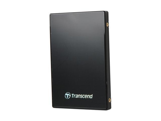 """Transcend 2.5"""" 64GB PATA MLC Internal Solid State Drive (SSD) TS64GSSD25-M"""