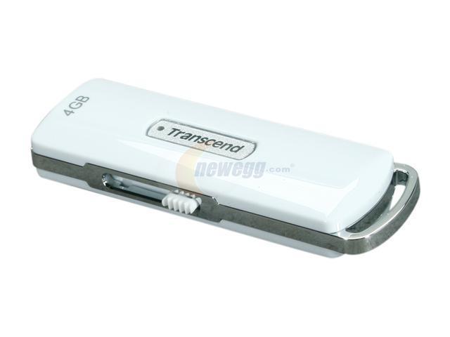 Transcend JetFlash V15 4GB USB 2.0 Flash Drive AES Encryption