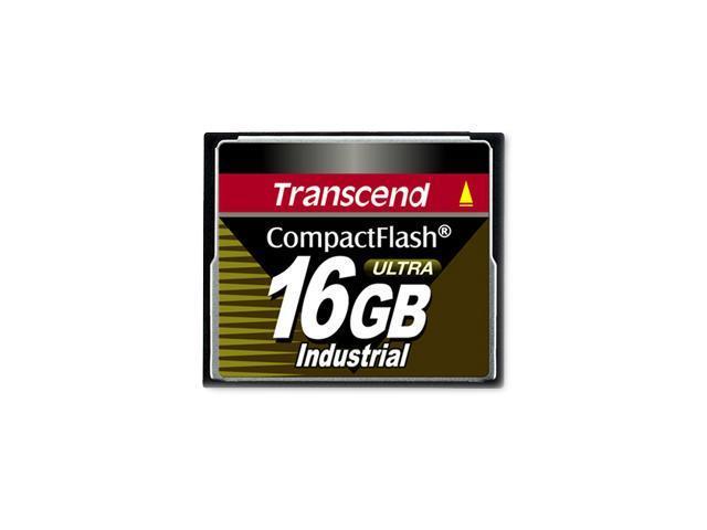 Transcend 128MB Compact Flash (CF) Flash Card Model TS128MCF100I