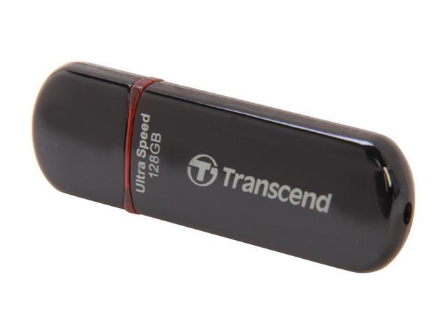 Transcend JetFlash 600 128GB USB 2.0 Flash Drive