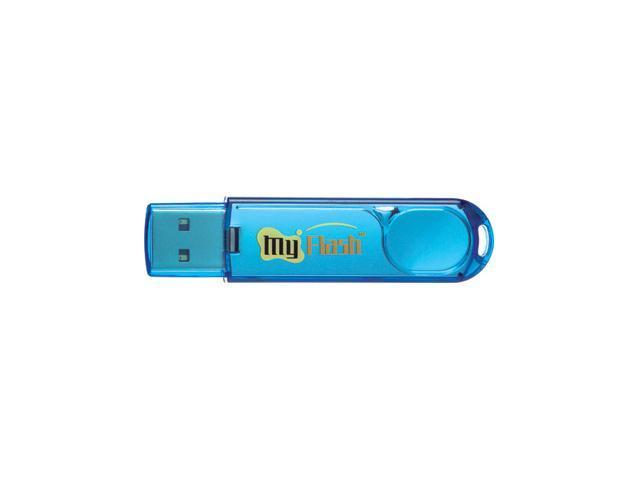 ADATA PD8 2GB Flash Drive (USB2.0 Portable) Model PD8 2.0 2GB BLUE