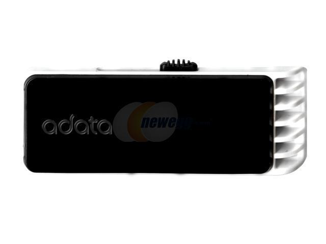 ADATA Classic Series 8GB USB 2.0 Flash Drive Model C802 8G Black