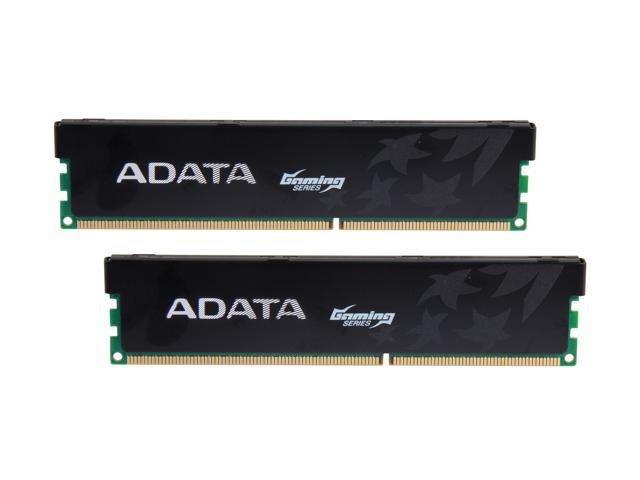 ADATA XPG Gaming Series 4GB (2 x 2GB) 240-Pin DDR3 SDRAM DDR3 1600 (PC3 12800) Desktop Memory Model AX3U1600GB2G9-2G
