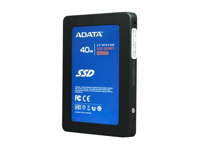 ADATA S599 AS599S-40GM-C 2.5