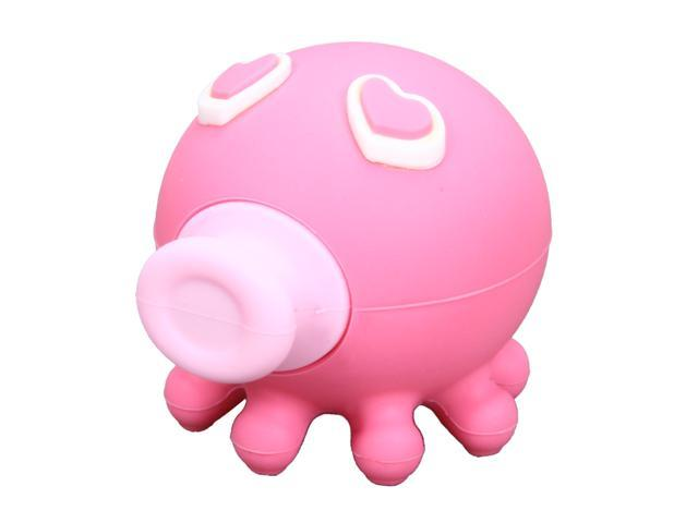 ADATA Theme Series 8GB Kissing Octopus Couple USB 2.0 Flash Drive (Pink)