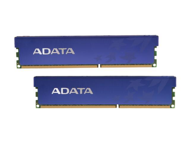 ADATA Premier Series 16GB (2 x 8GB) 240-Pin DDR3 SDRAM DDR3 1600 (PC3 12800) Desktop Memory Model AD3U1600W8G11-DRH