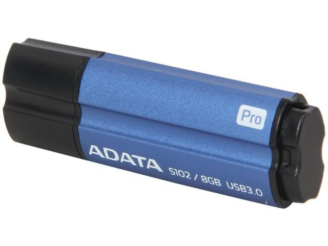 ADATA S102 Pro 8GB USB 3.0 Flash Drive Model AS102P-8G-RBL