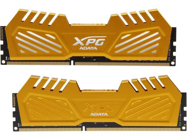 ADATA XPG V2 16GB (2 x 8GB) 240-Pin DDR3 SDRAM DDR3 2800 (PC3 22400) Desktop Memory Model AX3U2800W8G12-DGV