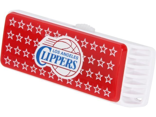 ADATA NBA Team 16GB Los Angeles Clippers USB 2.0 Flash Drive Model ACNBA-16G-RLC