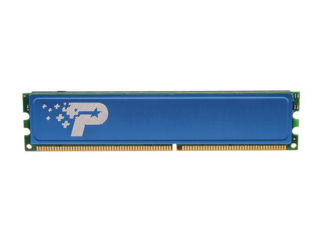 Patriot Signature 1GB 184-Pin DDR SDRAM DDR 333 (PC 2700) Desktop Memory Model PSD1G333H