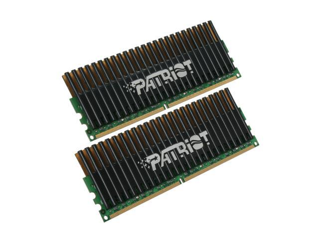 Patriot Viper 4GB (2 x 2GB) 240-Pin DDR2 SDRAM DDR2 1066 (PC2 8500) Dual Channel Kit Desktop Memory Model PVS24G8500ELKR2