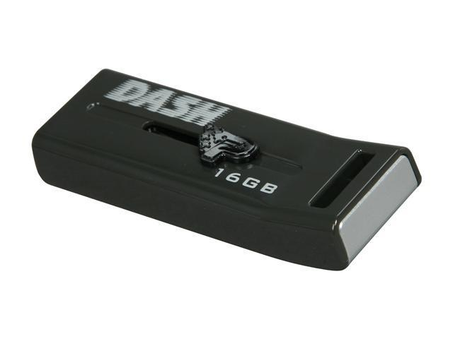 Patriot Dash 16GB Flash Drive (USB2.0 Portable) Model PSF16GDUSB