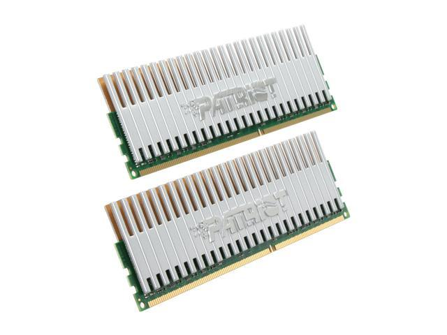 Patriot Viper 4GB (2 x 2GB) 240-Pin DDR3 SDRAM DDR3 1600 (PC3 12800) Dual Channel Kit Desktop Memory Model PVS34G1600ELK