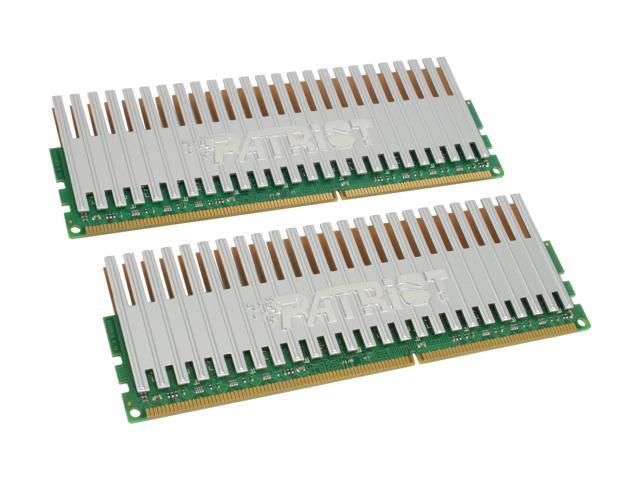 Patriot Viper 4GB (2 x 2GB) 240-Pin DDR3 SDRAM DDR3 1333 (PC3 10666) Dual Channel Kit Desktop Memory Model PVS34G1333ELK