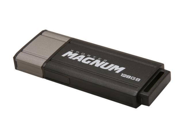 Patriot Xporter Magnum 128GB USB 2.0 Flash Drive Model PEF128GMNUSB