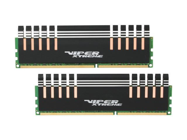 Patriot Viper Xtreme Series, Division 2 Edition 8GB (2 x 4GB) 240-Pin DDR3 SDRAM DDR3 1600 (PC3 12800) Desktop Memory Model PXD38G1600LLK