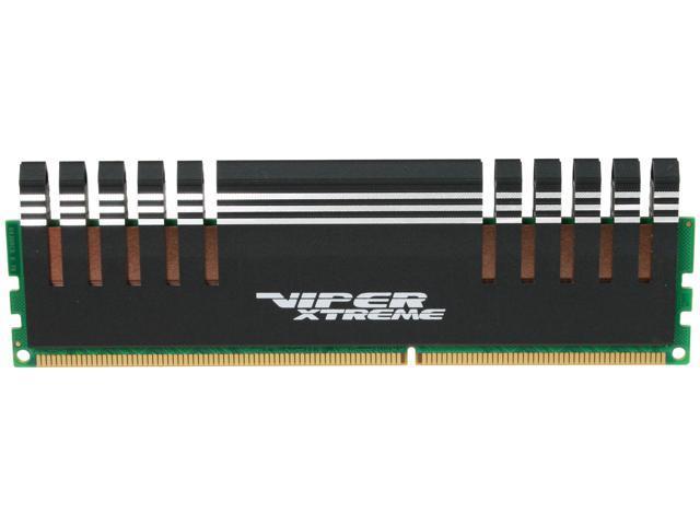 Patriot Viper Xtreme 4GB 240-Pin DDR3 SDRAM DDR3 1600 (PC3 12800) Desktop Memory Model PX34G1600LL