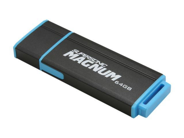 Patriot Supersonic Magnum 64GB USB 3.0 Flash Drive Model PEF64GSMNUSB