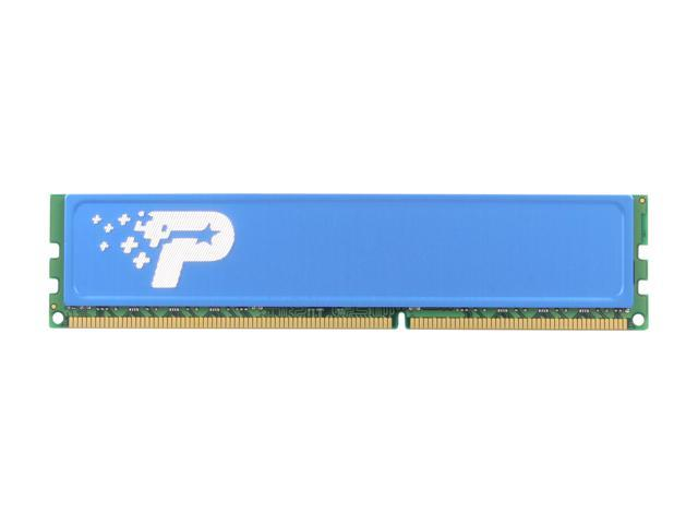 Patriot Signature 8GB 240-Pin DDR3 SDRAM DDR3 1333 (PC3 10600) Desktop Memory Model PSD38G13332H