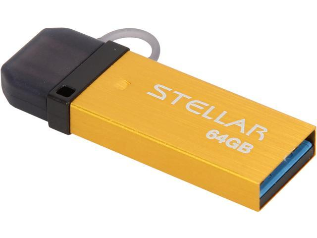 Patriot Stellar Series 64GB OTG USB 3.0 External Storage For Android Smartphones/ Tablets- PSF64GSTROTG
