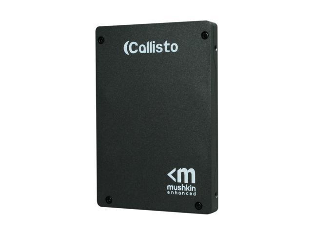 "Mushkin Enhanced Callisto 2.5"" 60GB SATA II MLC Internal Solid State Drive (SSD) MKNSSDCL60GB"
