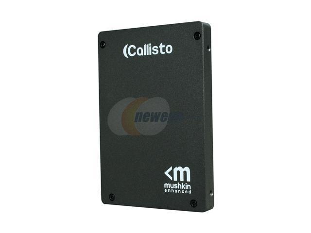 "Mushkin Enhanced Callisto 2.5"" 120GB SATA II MLC Internal Solid State Drive (SSD) MKNSSDCL120GB"