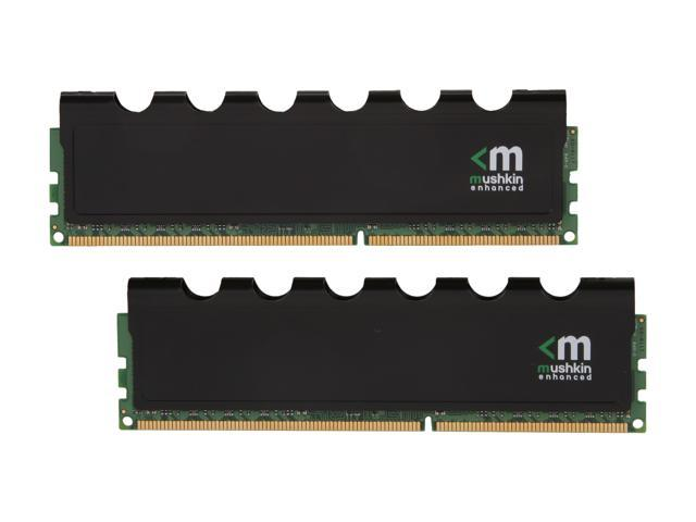 Mushkin Enhanced Blackline 8GB (2 x 4GB) 240-Pin DDR3 SDRAM DDR3 2000 (PC3 16000) Desktop Memory Model 996990